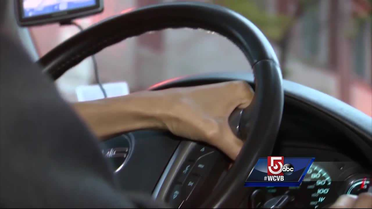 Boston Uber driver charged with raping a female passenger