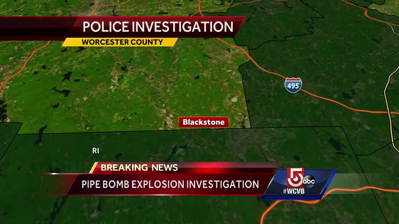 Explosion At Blackstone Home Likely Targeted Resident, Police Say