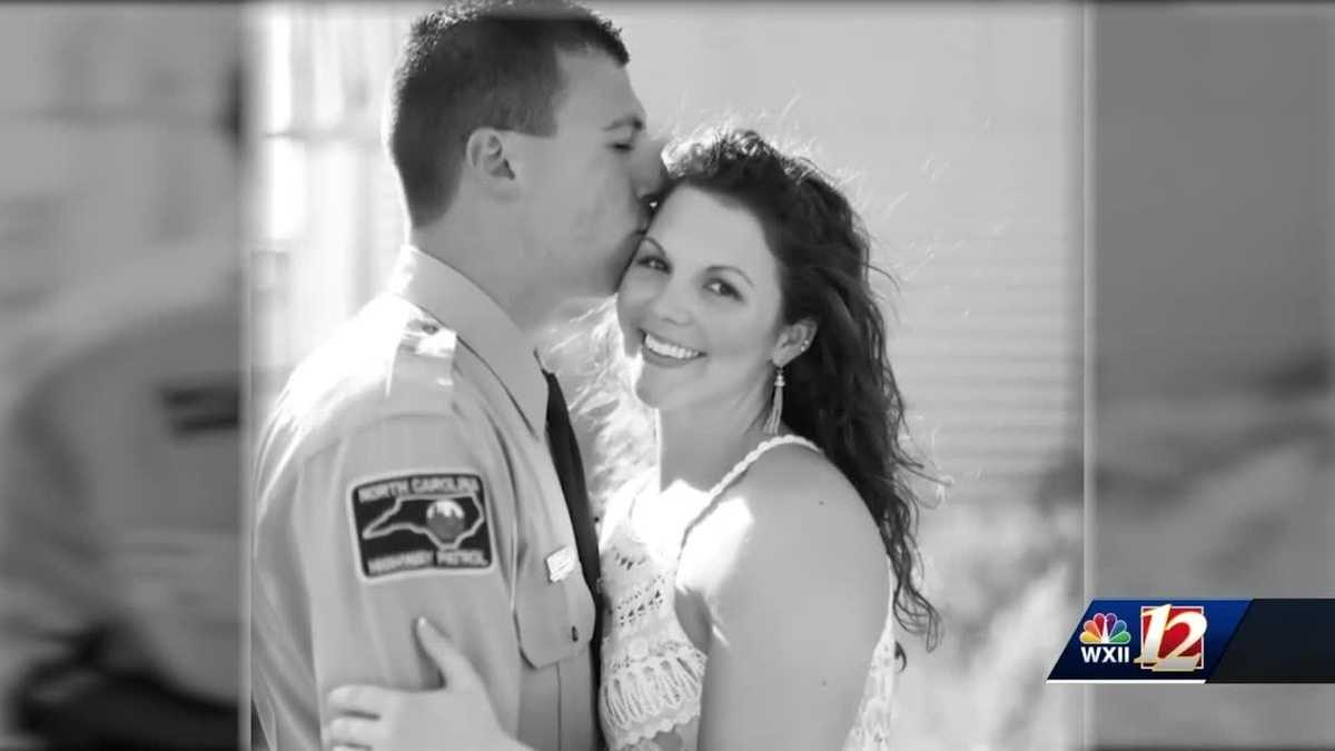 Fiancée of Trooper Samuel Bullard talks about loss, foundation created in his honor.