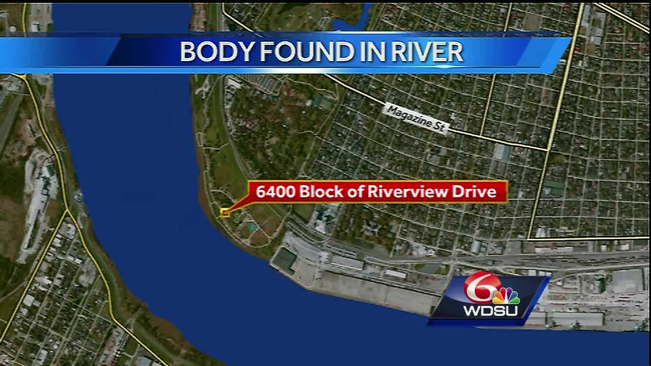 Body found in River