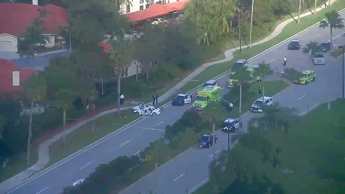 Shooting Outside The Gardens Mall In Palm Beach Gardens