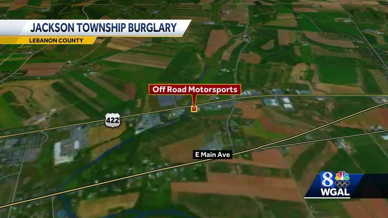 Off Road Motorsports robbery
