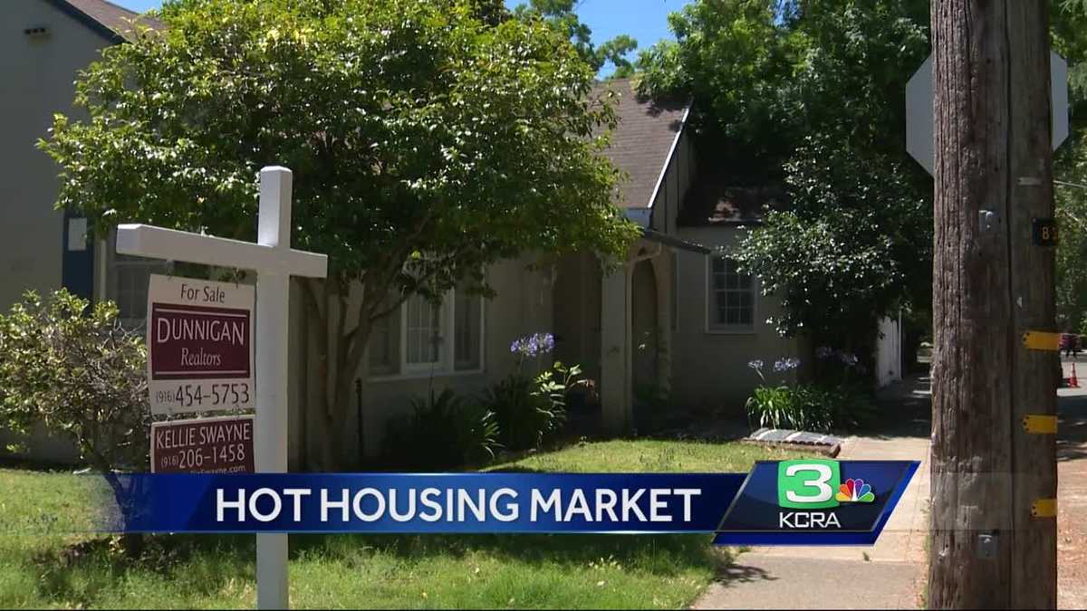 Sacramento 39 s scorching real estate market stays hot for Hot real estate markets