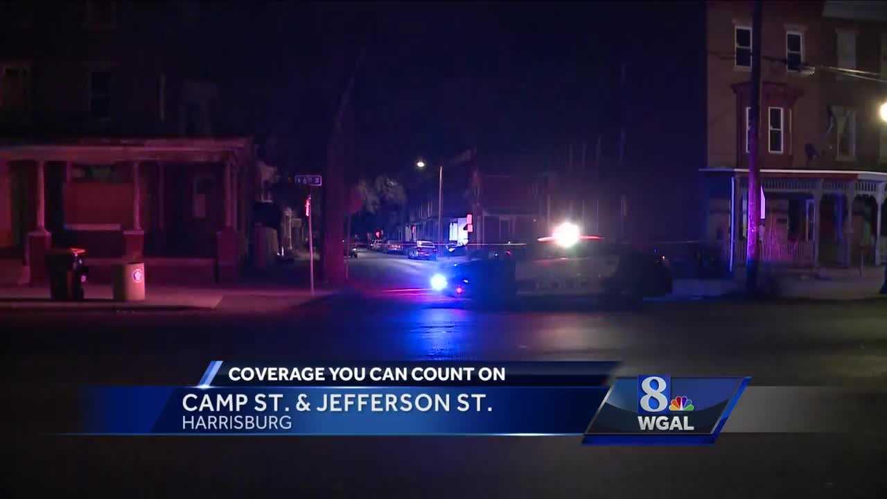 Harrisburg shootings