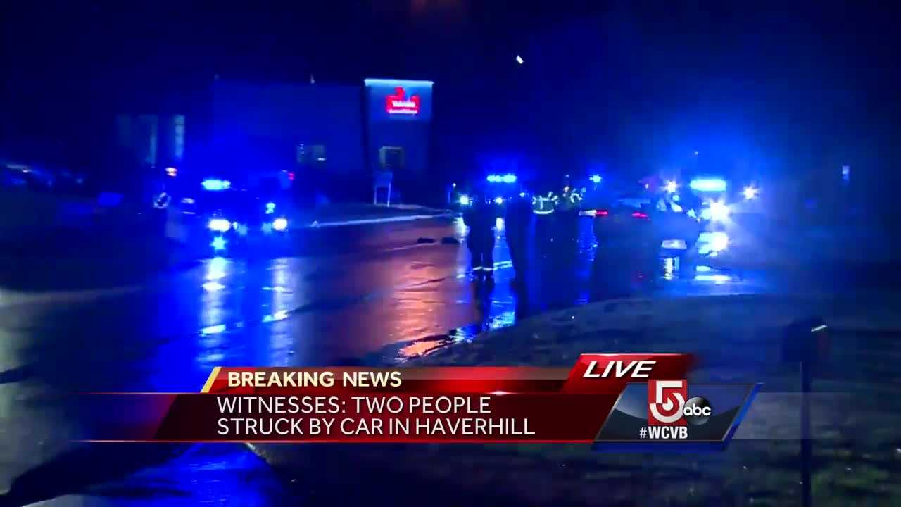 Haverhill toddler struck by vehicle, critically injured