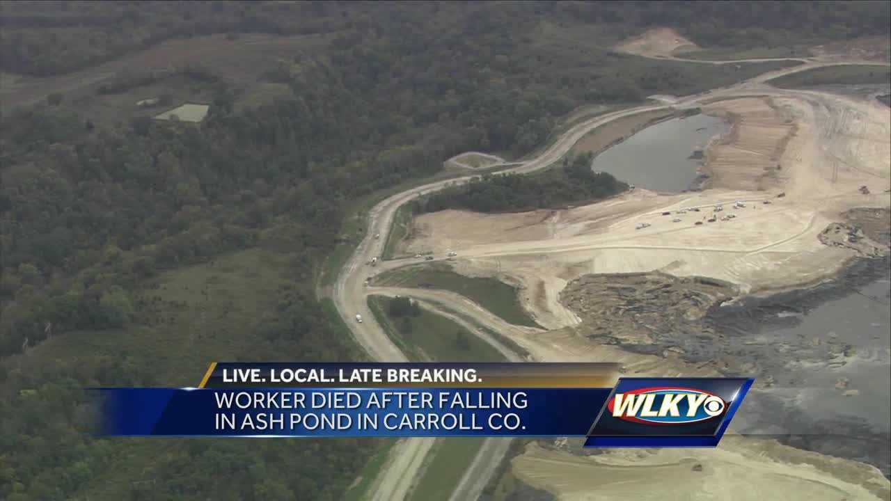 Coroner IDs worker who died after falling in ash pond in ...