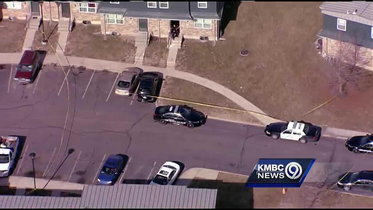 Homicide, 600 block of North Peck Court