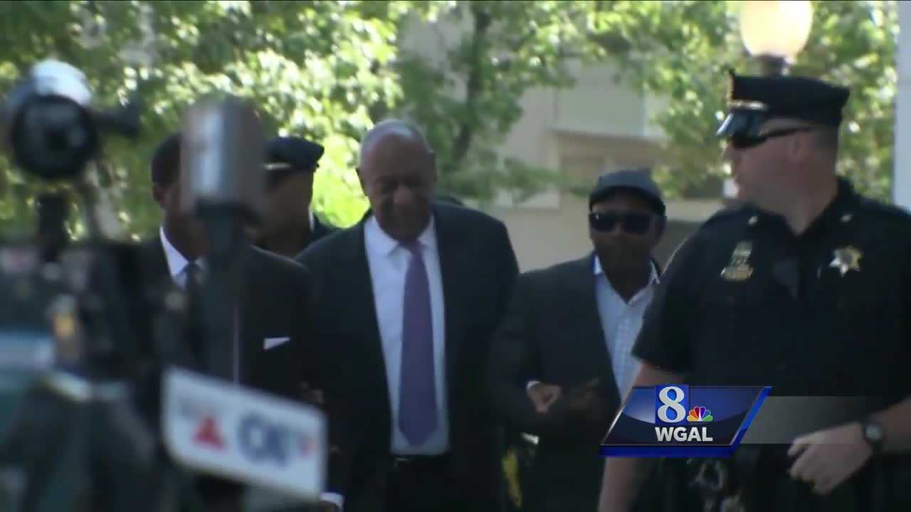 Cosby defense gives closing argument in sex assault case