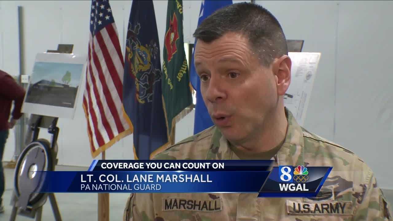 Lt. Col. Lane Marshall