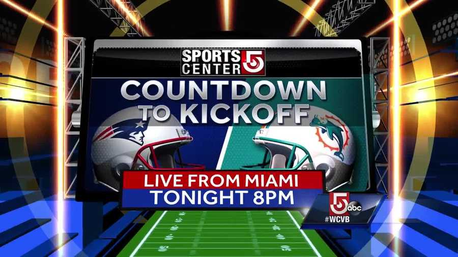 5 fast facts about Patriots, Dolphins Monday Night ...