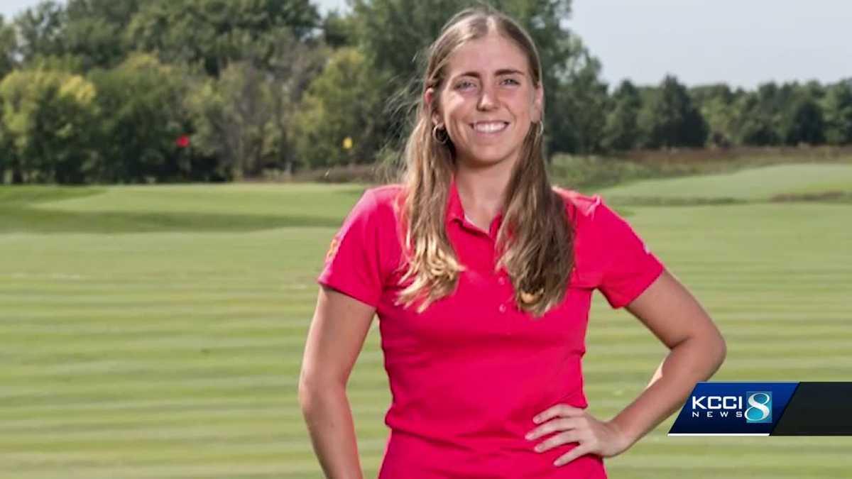 World remembers star golfer, bright Iowa State student Celia Barquin Arozamena