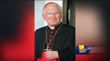 Cardinal William Keeler died on March 23, 2017. He was 86.