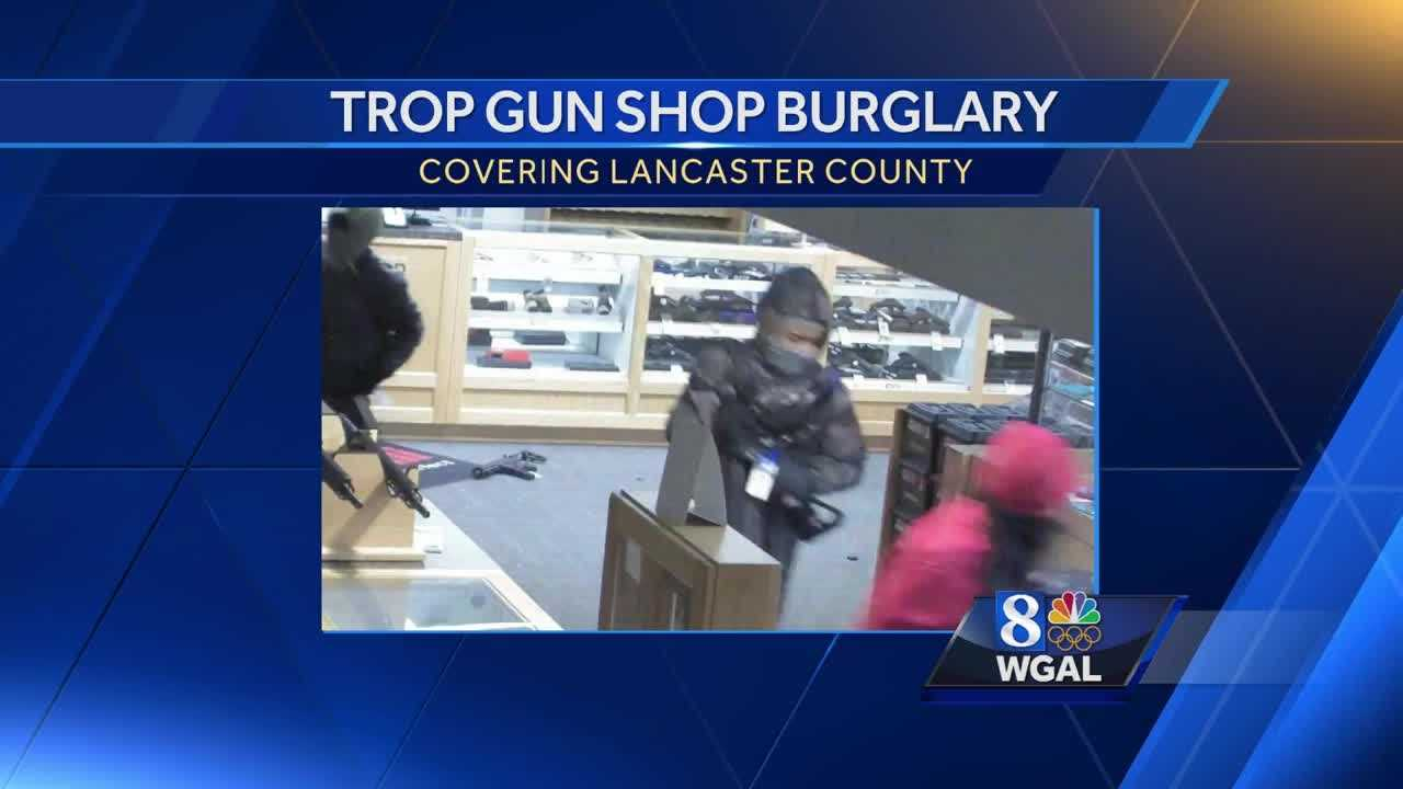 Trop Gun shop robbery 2-5-18