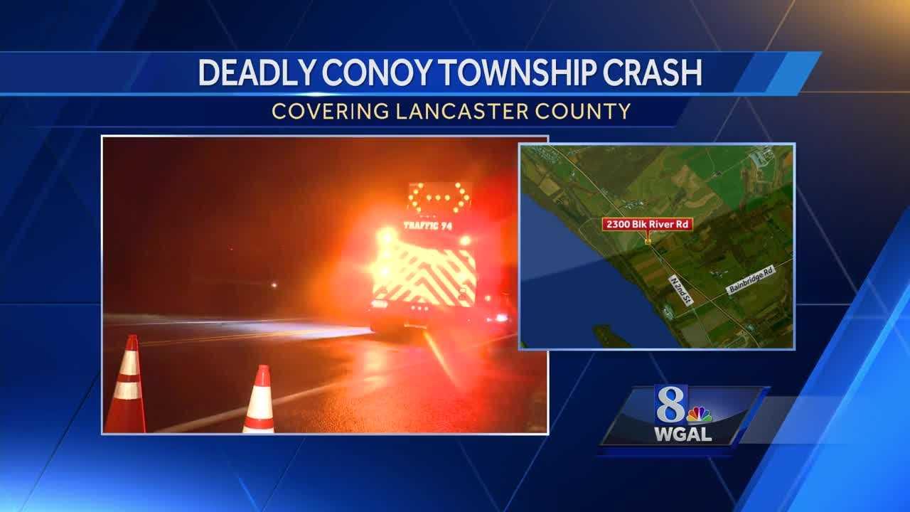 Fatal crash Conoy Township