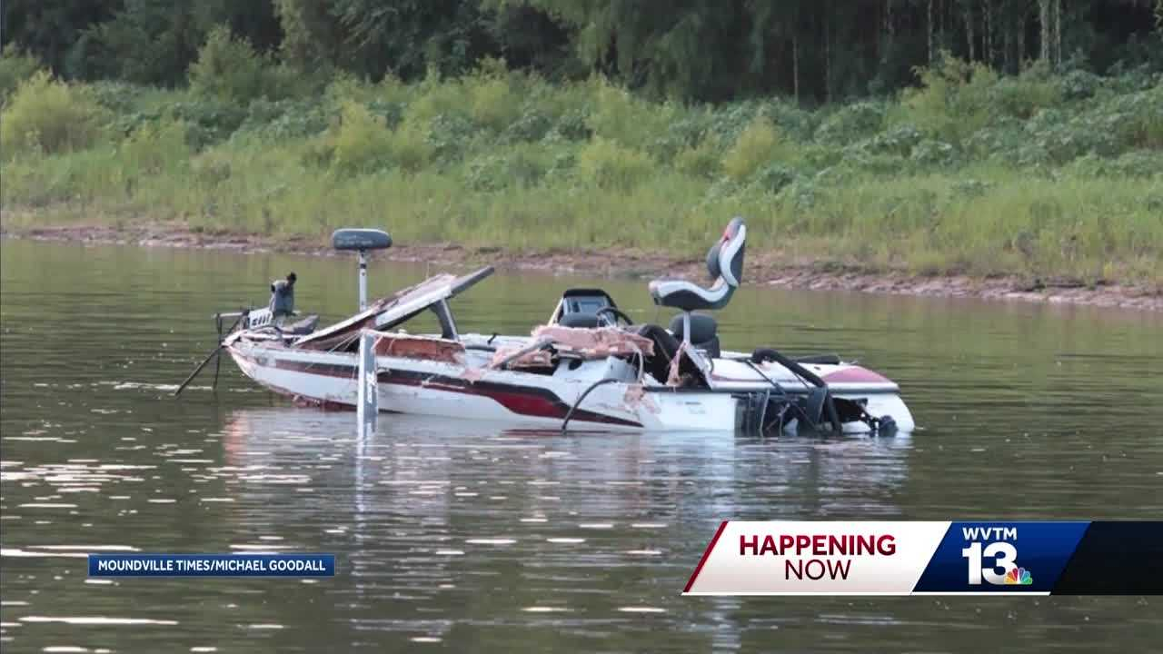 Hale County boat accident