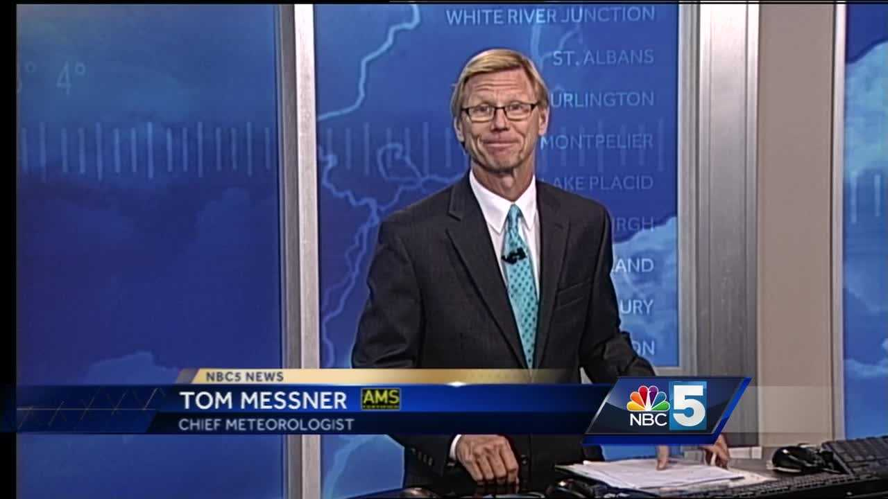 First Alert Chief Meteorologist Tom Messner
