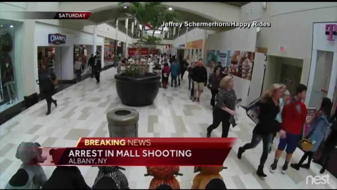Albany mall shooting