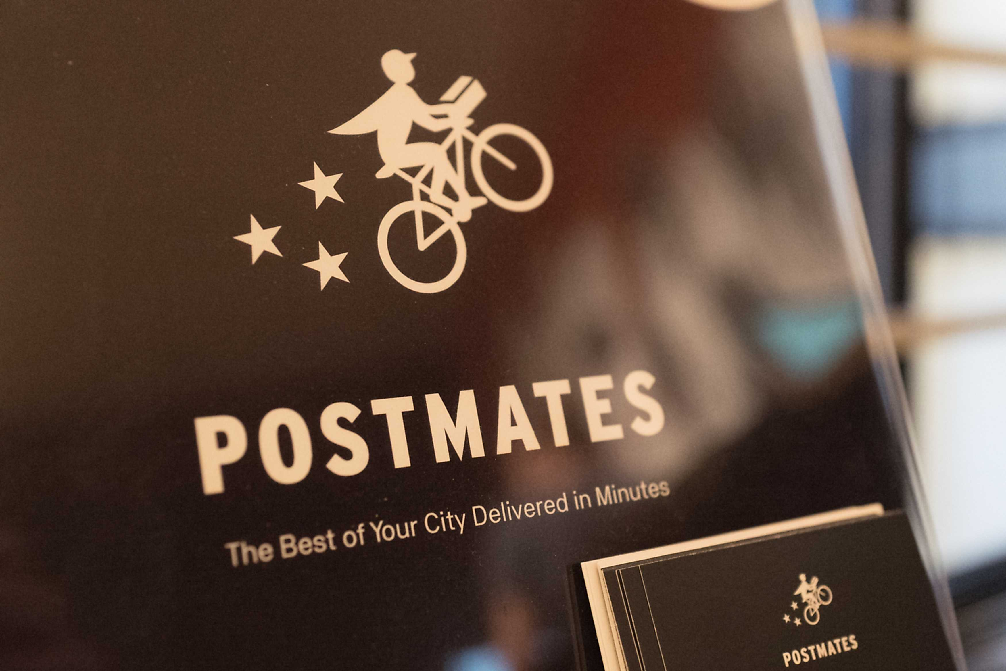 Ford to partner with Postmates on self-driving deliveries