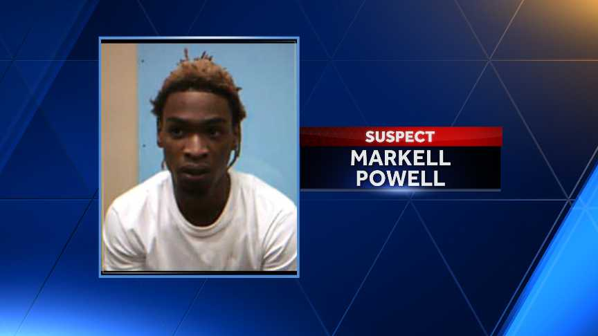 Markell Powell identified as suspect in Covington shooting.