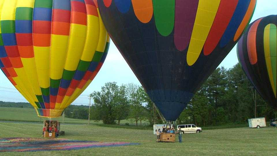Preakness Hot Air Balloon Festival