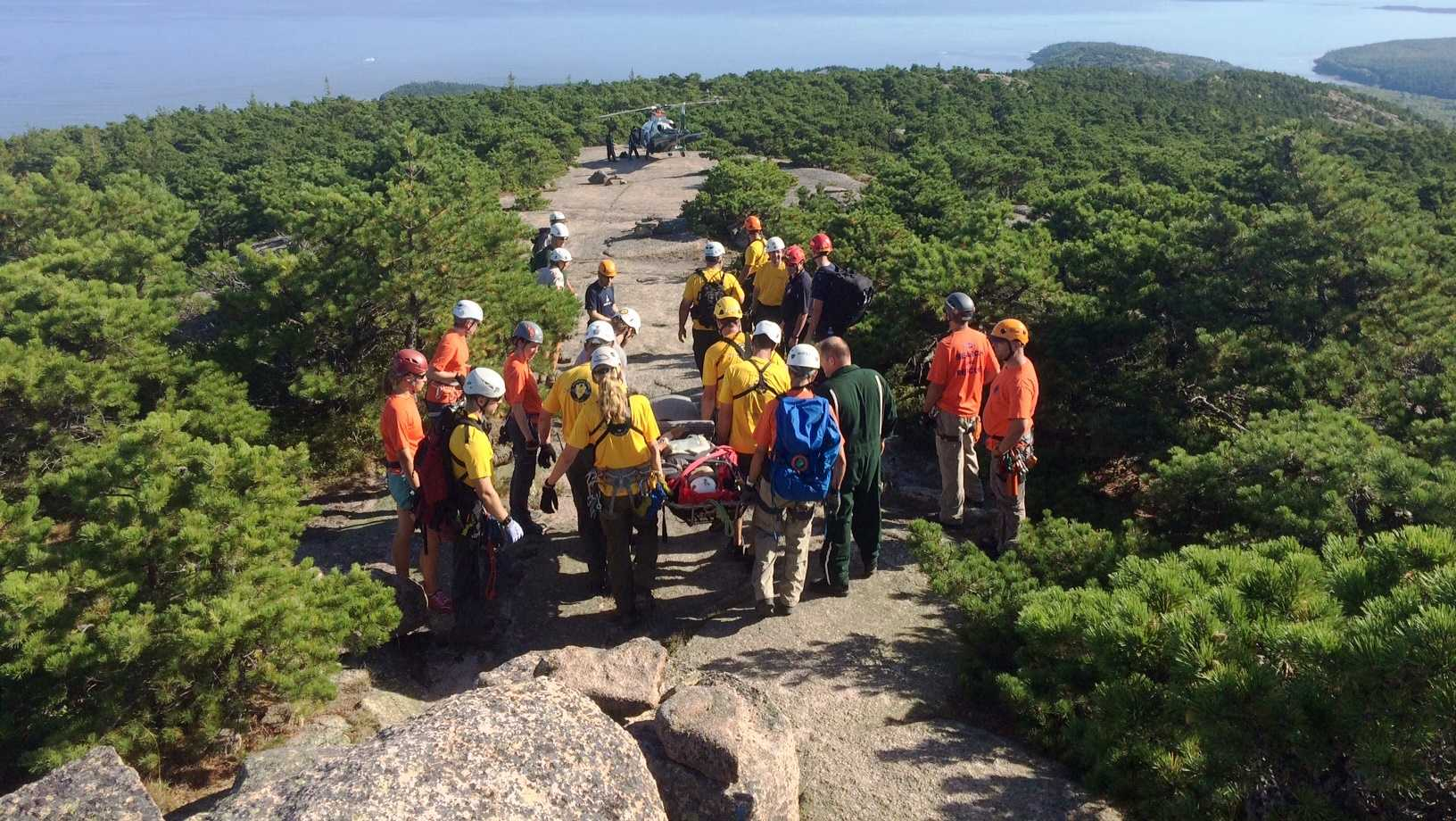 Acadia National Park Rescue