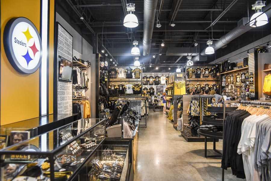 Resultado de imagen para steelers pro shop