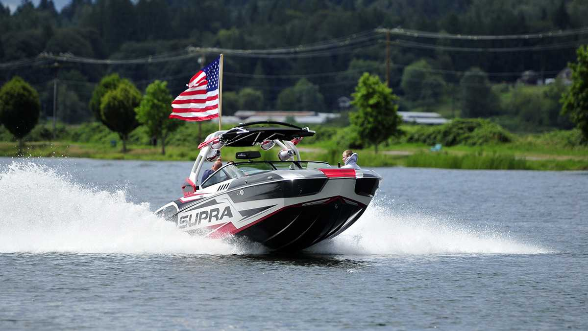 Supra Boats Pro Wakeboard Tour in Mooresville, N.C., on June 18, 2016.