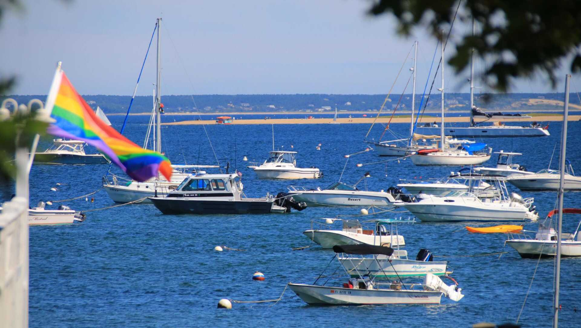 In this file photo, boats are parked in Provincetown Harbor.