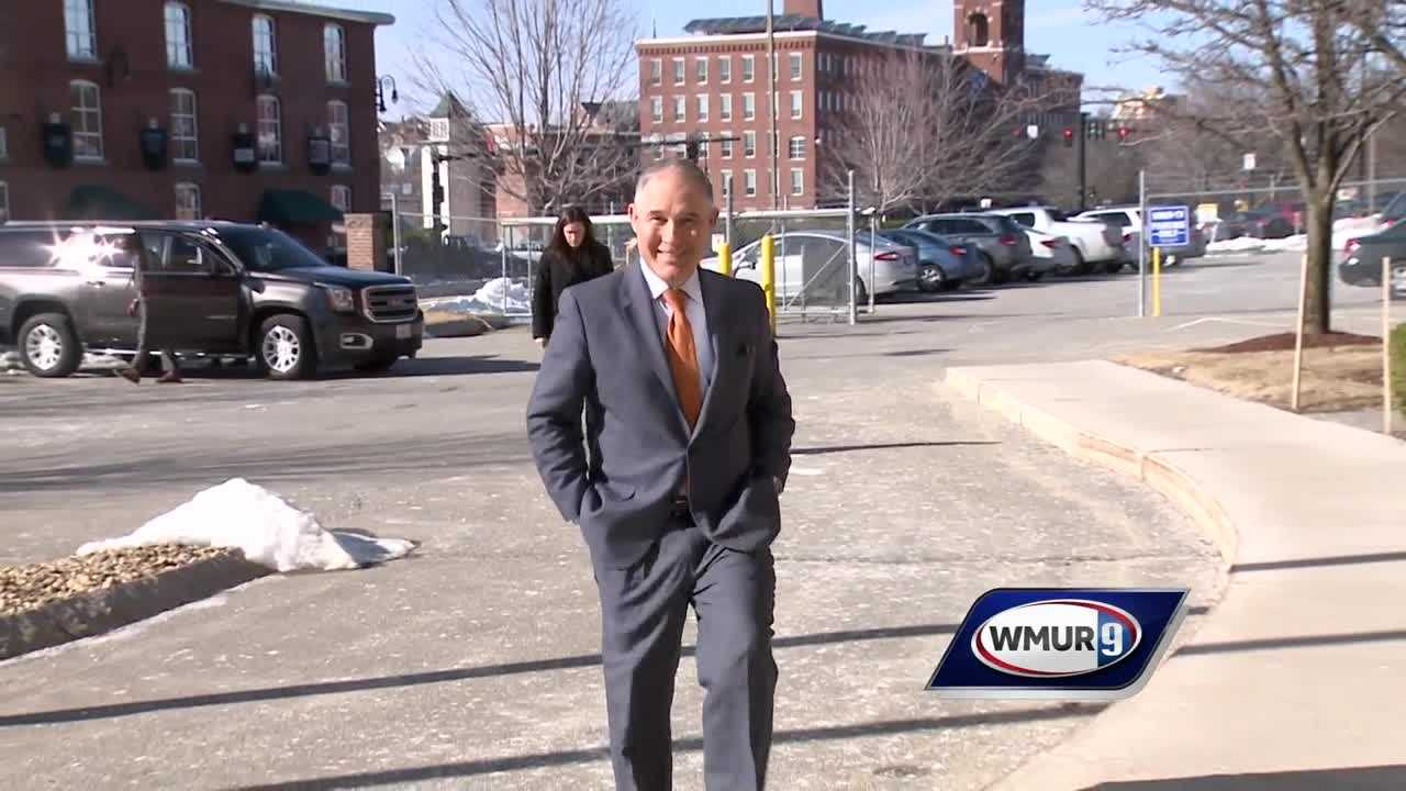Scott Pruitt in NH
