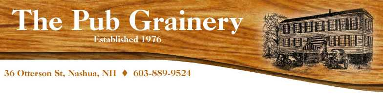 7. The Pub Grainery in Nashua