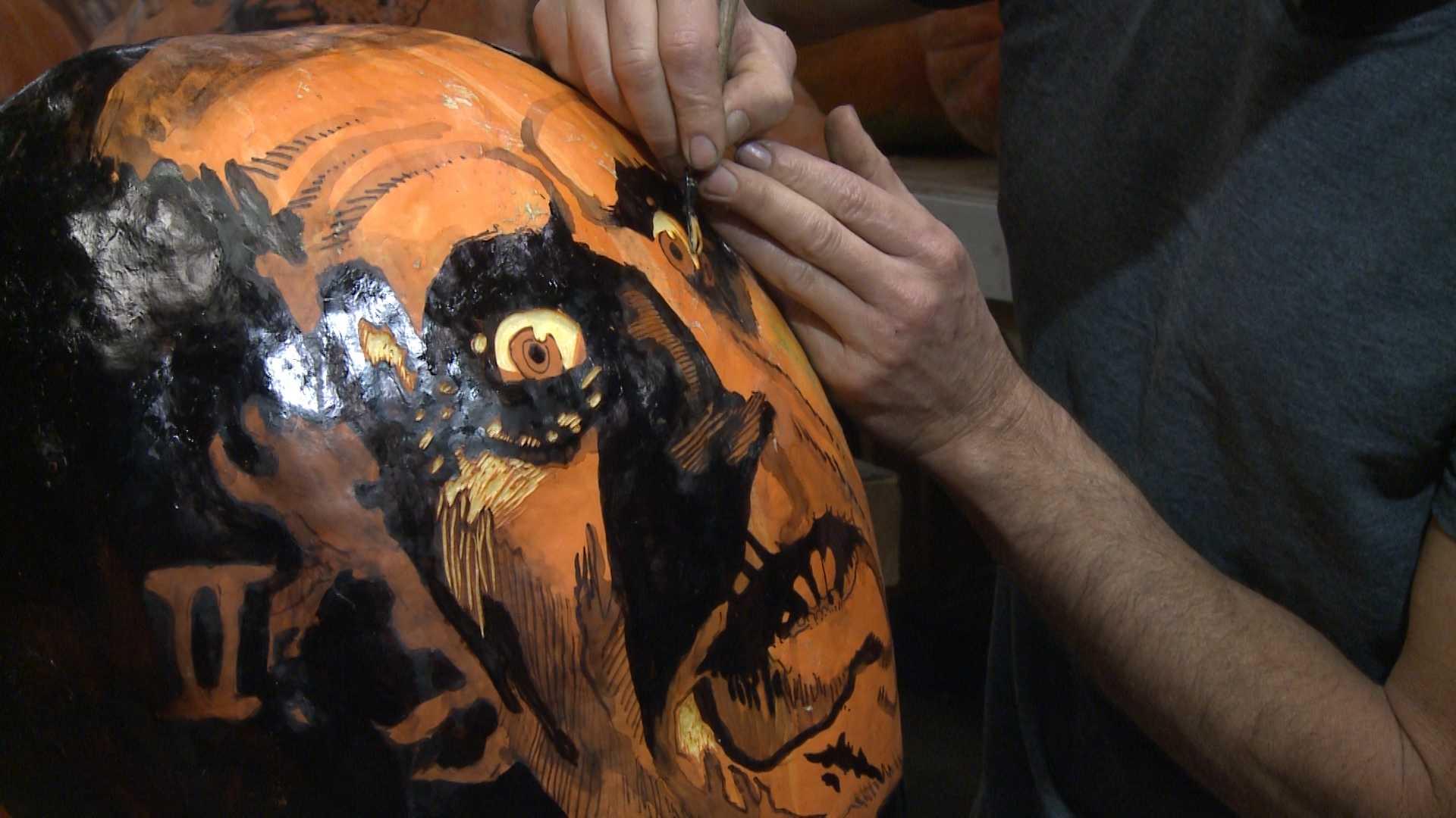 Louisville Jack O'Lantern spectacular returns to Iroquois Park