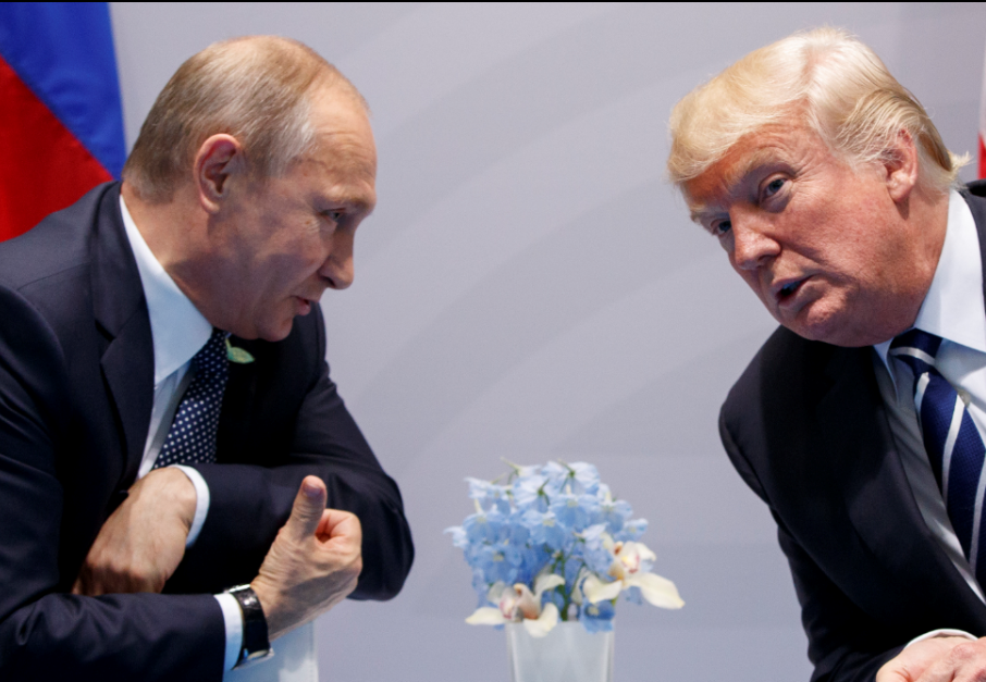 Trump reportedly had second talk with Putin at G-20