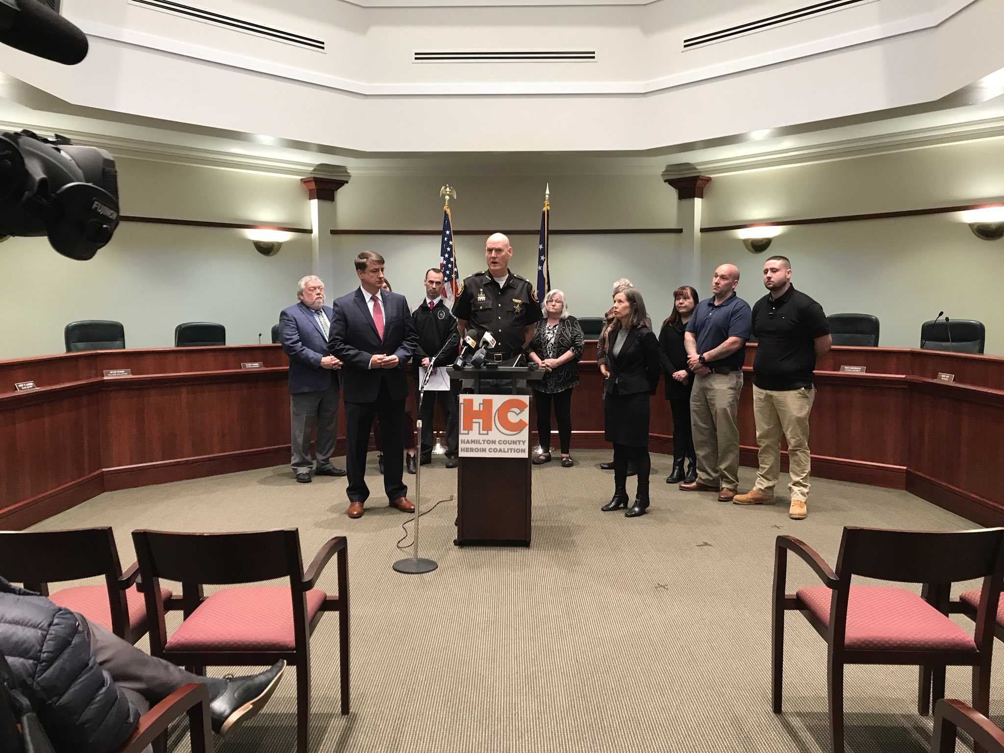County-wide quick response team aims to get addicts into recovery