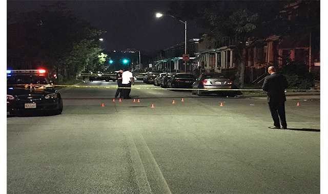 Dead After Overnight Shooting In Baltimore City