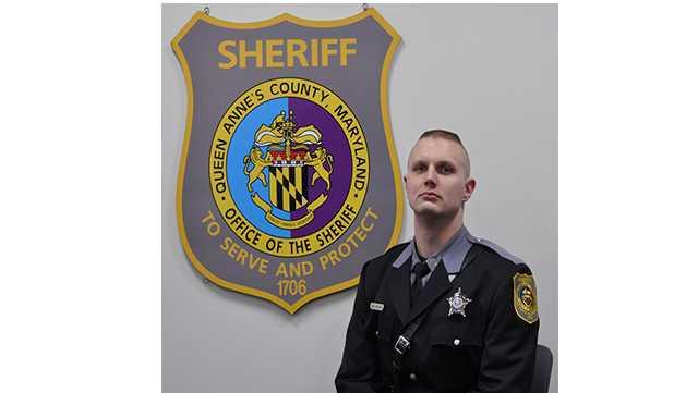 Queen Anne's County Sheriff's Office Deputy Warren Scott Hogan