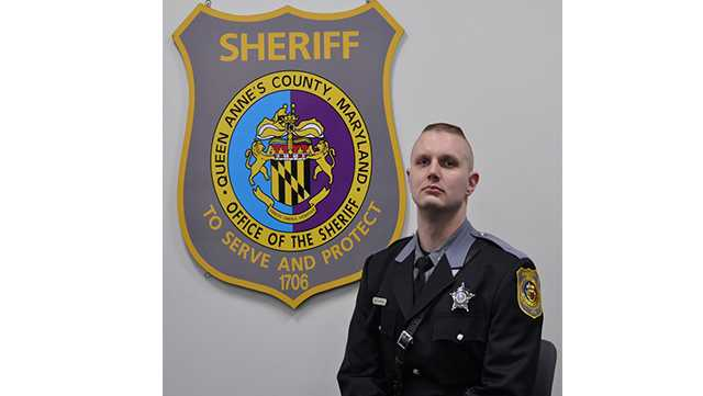 Queen Anne's County Sheriff's Office Deputy Warren Scott Hogan