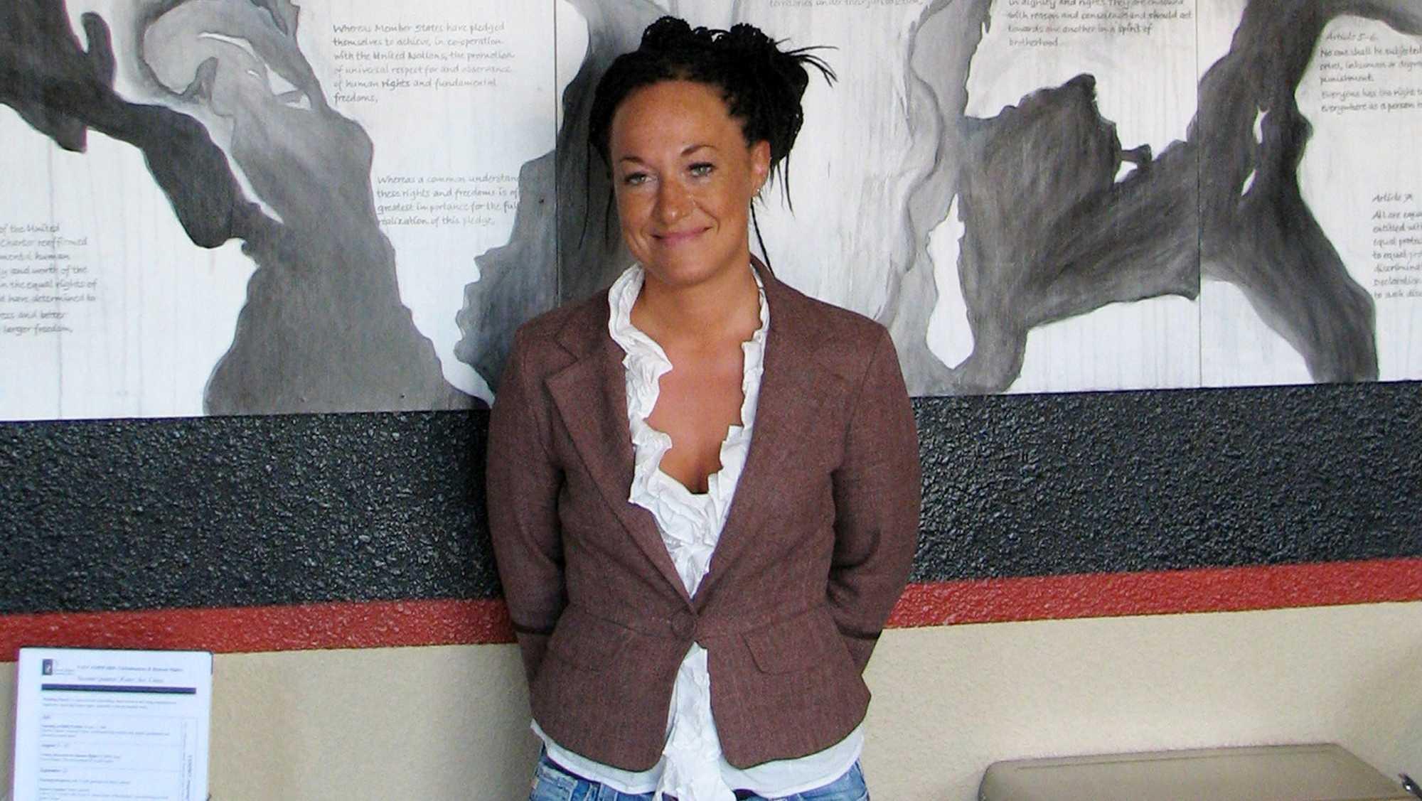 Rachel Dolezal