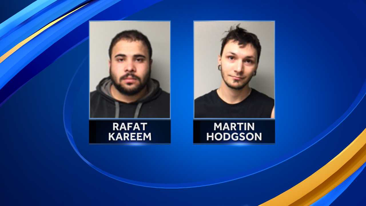 Two men accused of racing on Route 101
