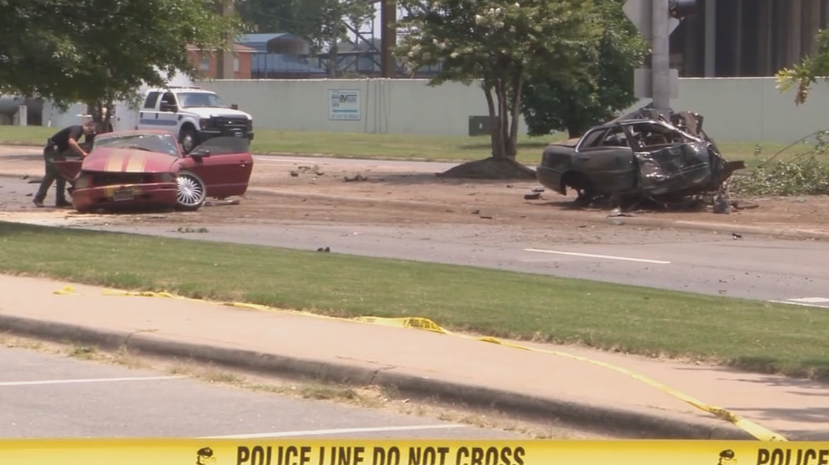12-year-old girl dead after crash involving cars that \'appeared to ...