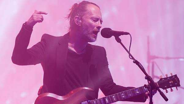 Radiohead is coming to Cincinnati this summer
