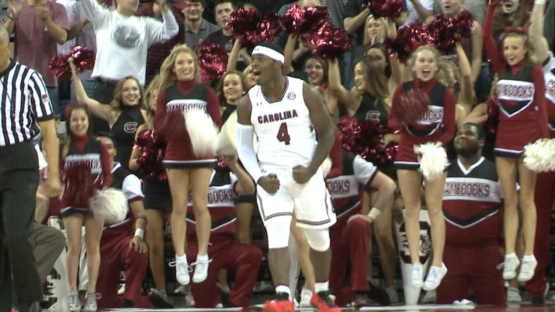South Carolina Gamecocks USC Basketball