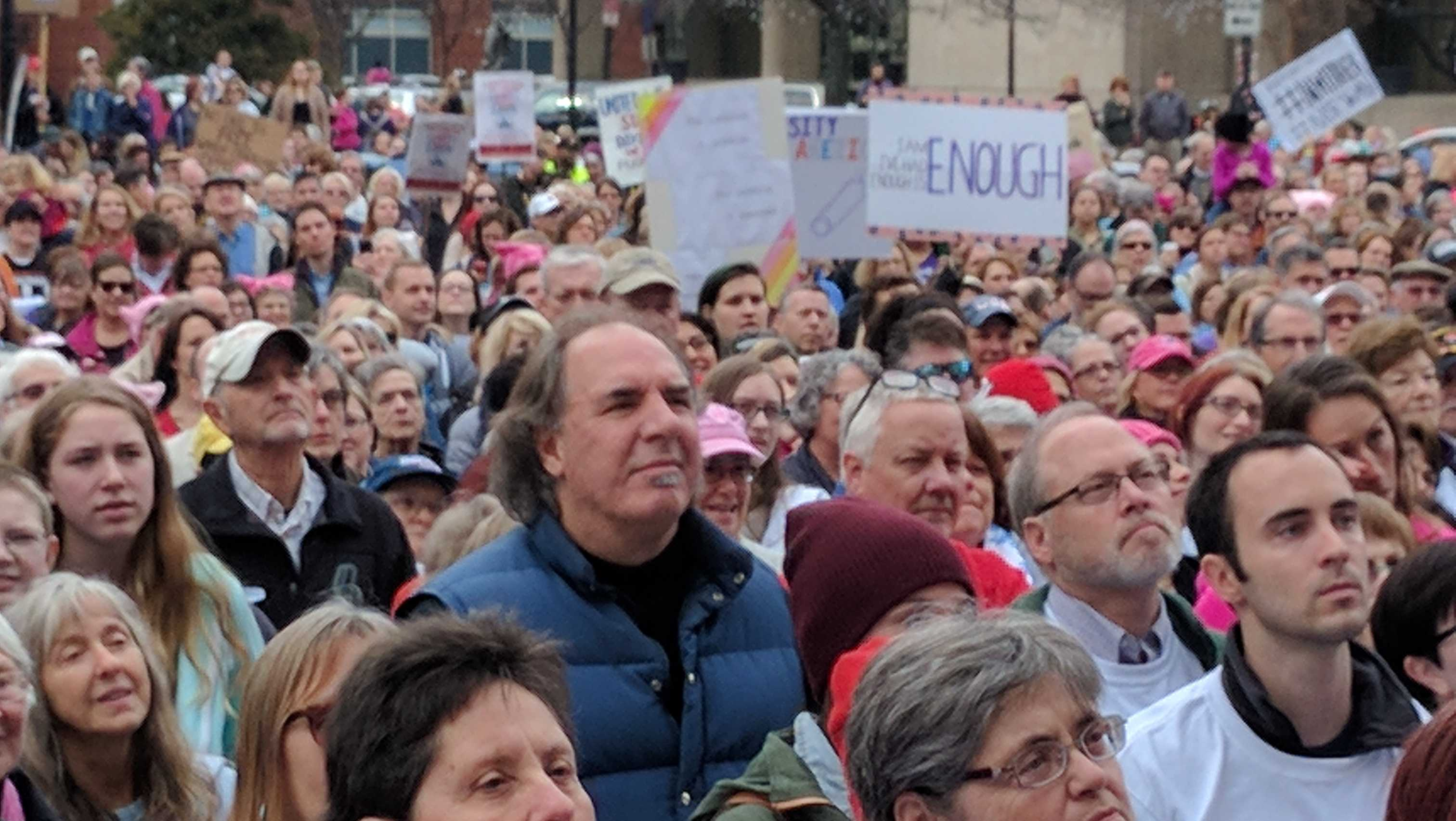 Rally To Move Forward, Women's March on Kentucky