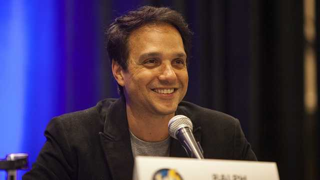 Ralph Macchio during Wizard World Chicago Comic-Con at the Donald E. Stephens Convention Center on Sunday, Aug. 21, 2016, in Chicago.