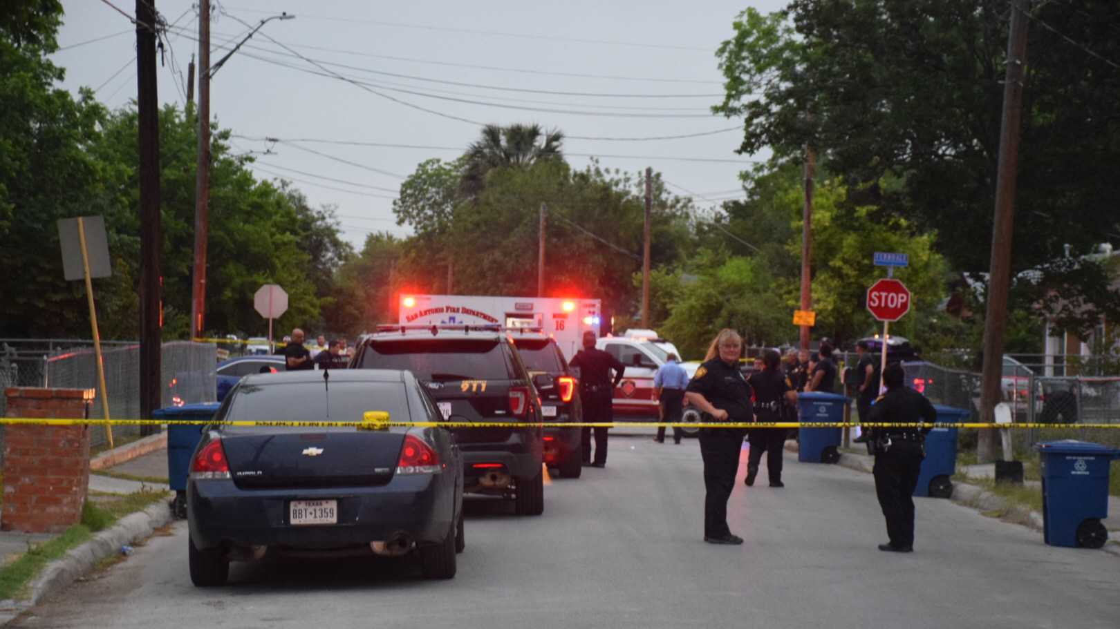 One person was fatally shot by a Department of Homeland Security agent in San Antonio on Tuesday, May 1, 2018.