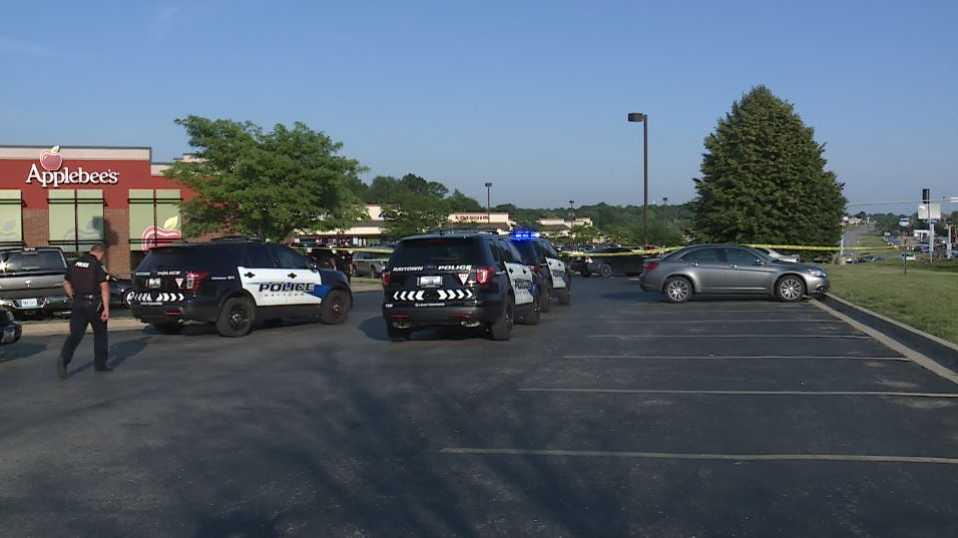 Raytown shooting outside Applebee's