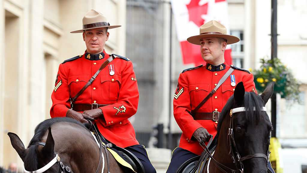 Royal Canadian Mounted Police file photo