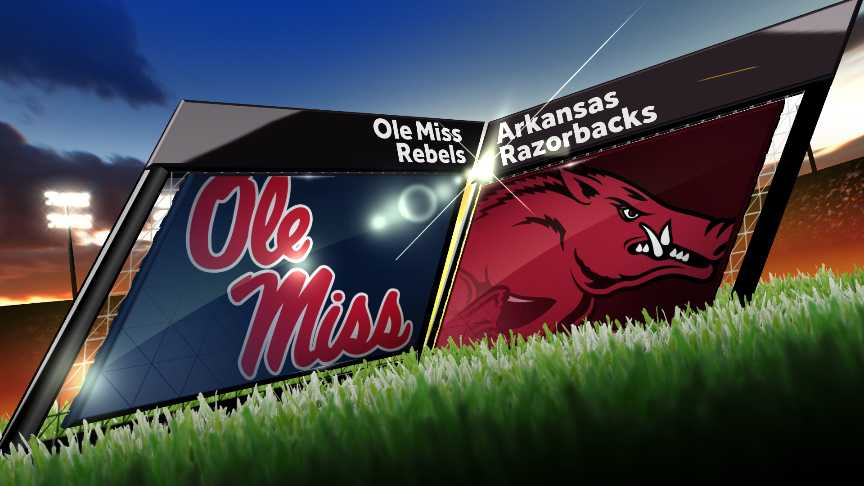 Mississippi vs. Arkansas