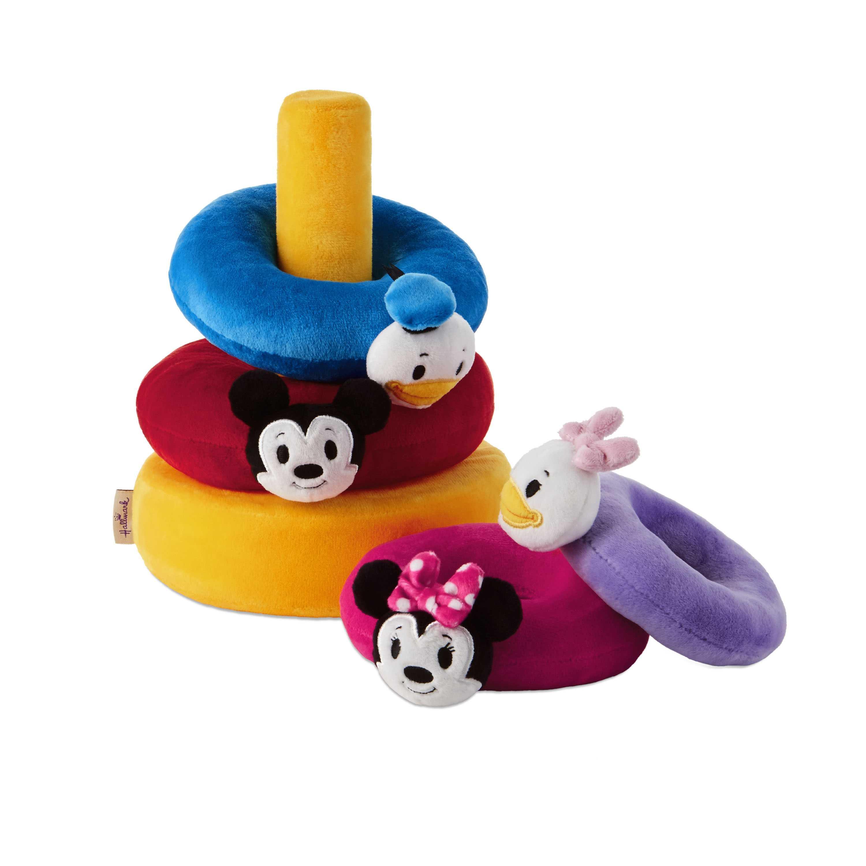 Hallmark rappelle des jouets pour bébés Disney en raison de risques d'étouffement