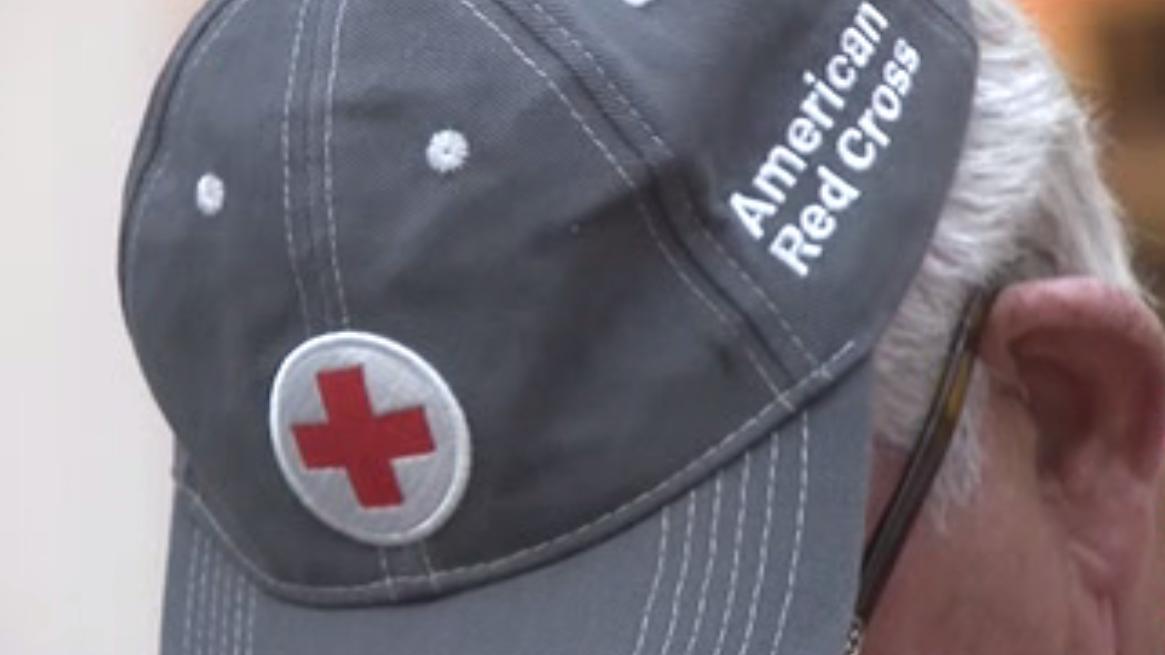 Red Cross volunteers deploy to Louisiana