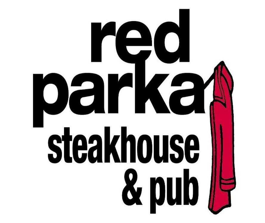 Red parka restaurant